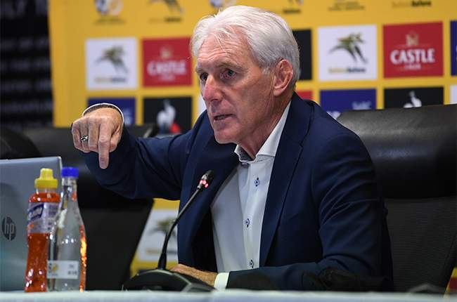 We Will Fight Till Death' – South Africa Coach Hugo Broos On Ghana Game
