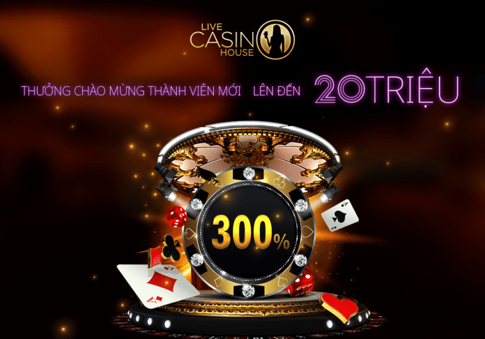 Gửi tiền Live Casino House