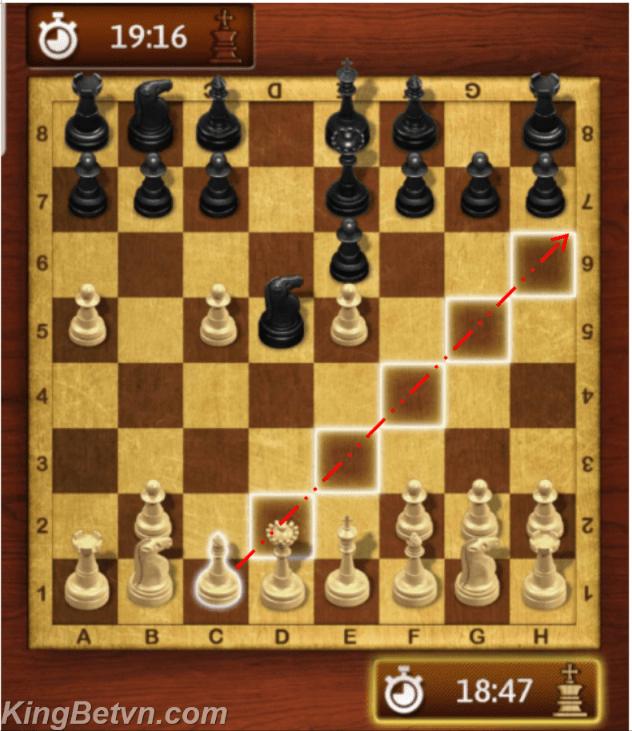 hướng dẫn cách chơi cờ vua online