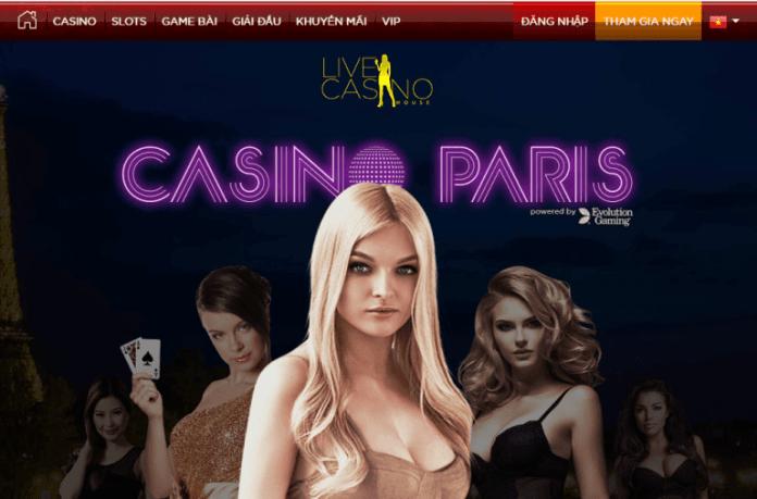 chơi bài poker online ăn tiền thật tại live casino house