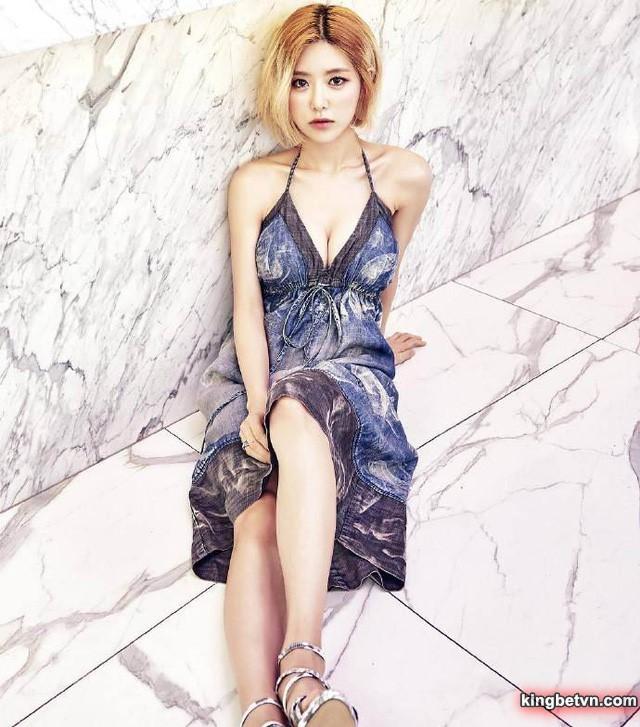 DJ Soda - Loạt Ảnh Bikini Nóng Bỏng Của Nữ DJ HOT Nhất Hàn Quốc