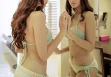 trương quỳnh anh mặc bikini sexy