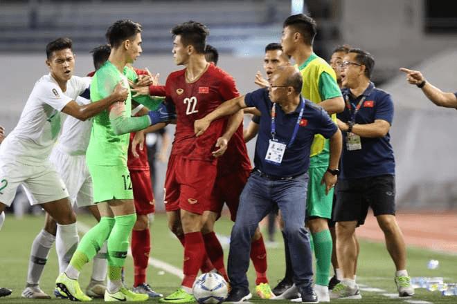 Chiến thắng kiên cường của U22 Việt Nam trước Indonesia