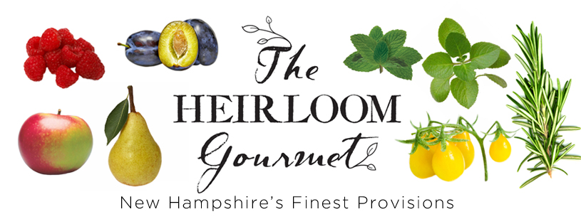 Heirloom Gourmet - New Hampshire's Finest Provisions