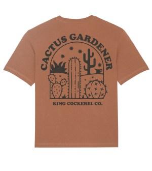 King cockerel co Cactus tee