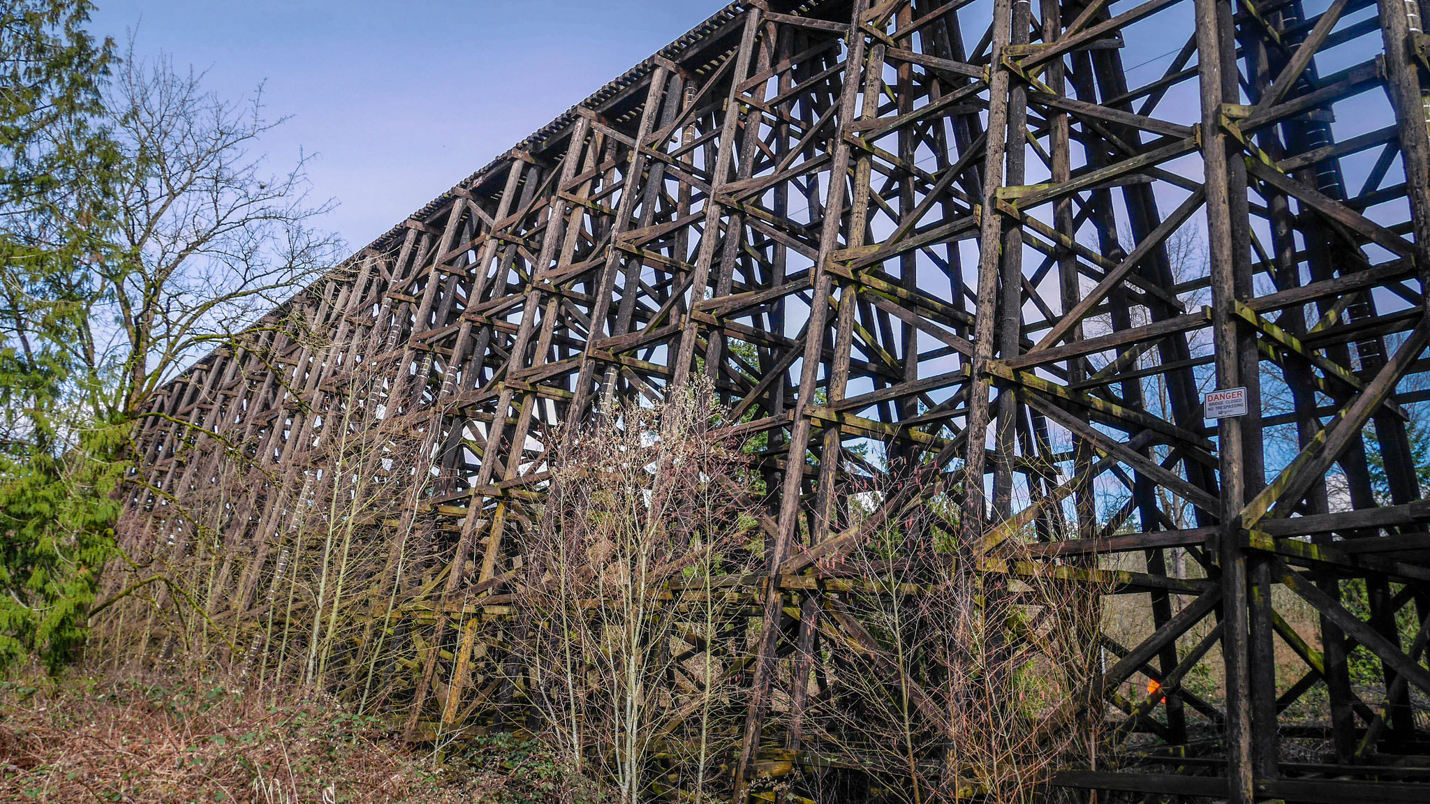 The Wilburton Trestle is expected to be the icon of the emerging Eastside Rail Corridor, a 16-mile regional trail stretching from Renton to Woodinville with a spur to Redmond.