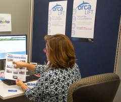 Authorized ORCA LIFT enrollment offices are located throughout King County.