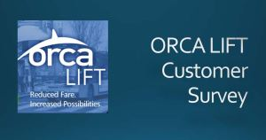 First survey of ORCA LIFT users confirms high satisfaction