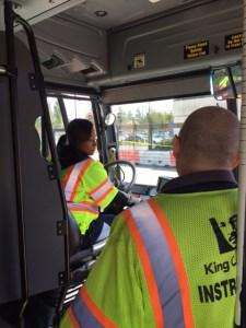 Metro driver training Sept. 2, 2016