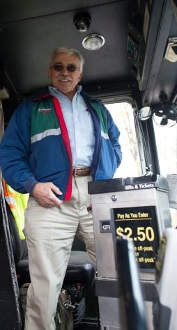 Operator Larry Kingsbury.