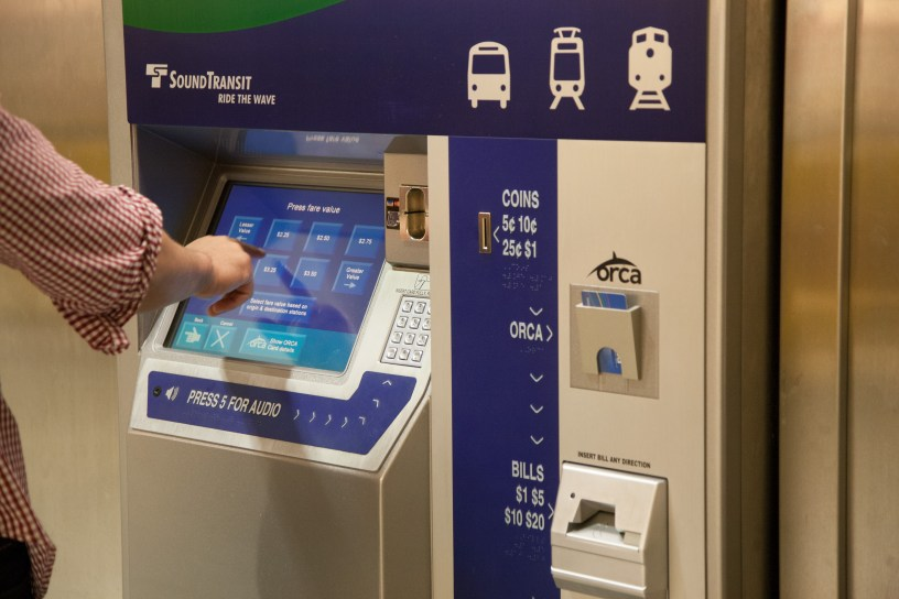 Ticket vending machine issue affecting some ORCA customers