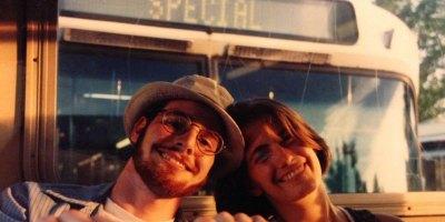 Susan and Jeff