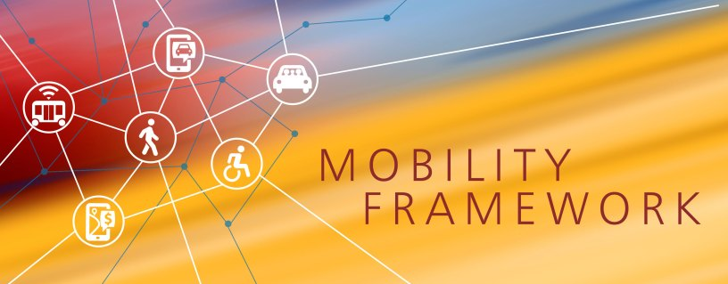 The Mobility Framework graphic
