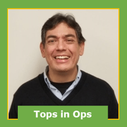 Victor Rodriguez, December 2020 Operator of the Month--Bellevue Base