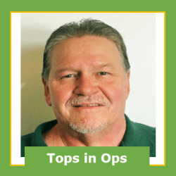 William Spoon, July 2021 Operator of the Month, East Base