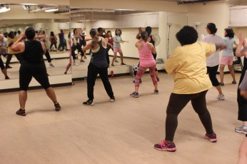 Despite each of the teachers having a different exercise style, all of them appreciate the opportunity to connect with other King County employees in showing them the value of a healthy, happy lifestyle.