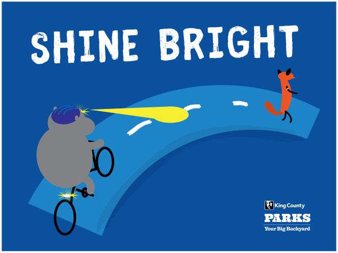 KC Trail Safety - Shine Bright