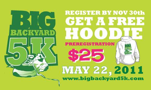 Big Backyard 5K 2011