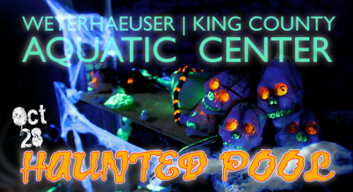 WKCAC Haunted Pool 2011
