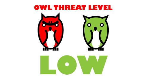 Owl Threat Level