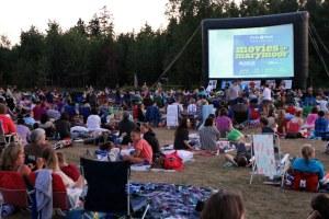 Outdoor Movies@Marymoor