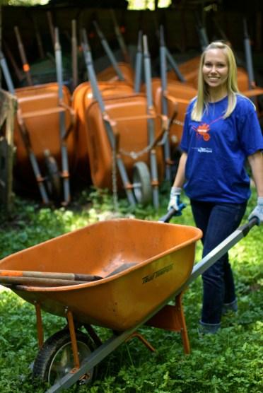 King County Parks Volunteer