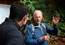 Jim Whittaker trail dedication