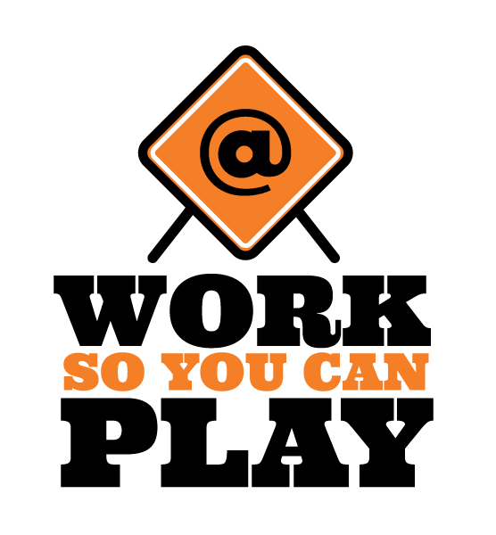 At Work logo stacked