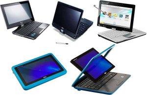 Ноутбук и планшет: два в одном