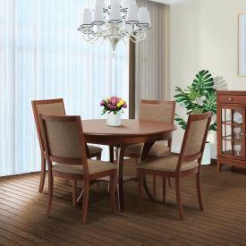 Modern Round Dining Set