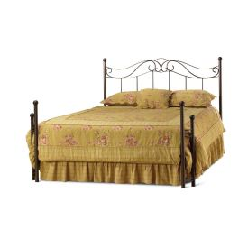 Cecilia Open Footboard Bed