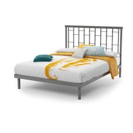 Mantra Platform Footboard Bed