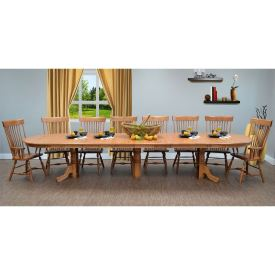 Woodbridge Super Extendable Round Table