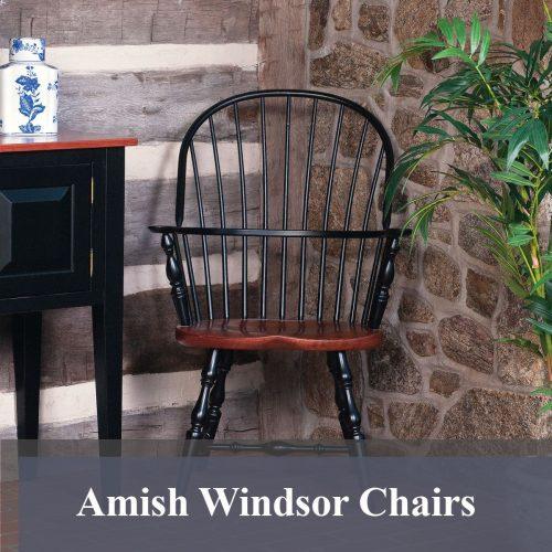 Amish Windsor Chairs