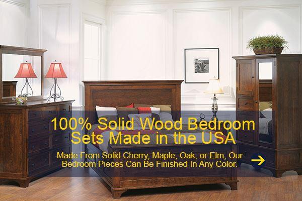 Solid Wood Bedroom Sets