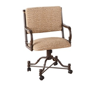 Burnet Swivel Chair