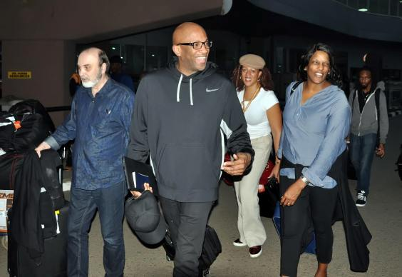 Photos: Don Moen,Donnie McClurkin, Frank Edwards & More Arrive For The Experience Lagos