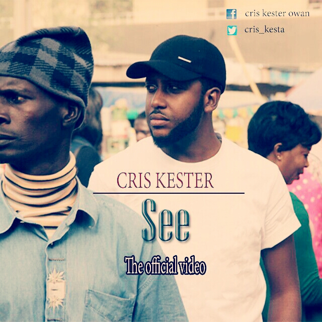 MUSIC Video: Cris Kester – See (Official Video)