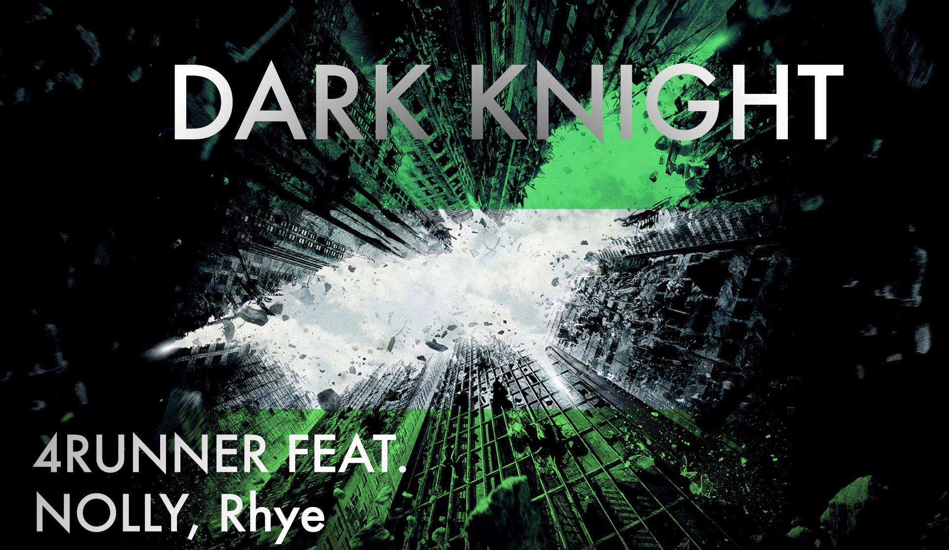 DOWNLOAD Music: 4Runner – Dark Knight (ft. Nolly & Rhye)