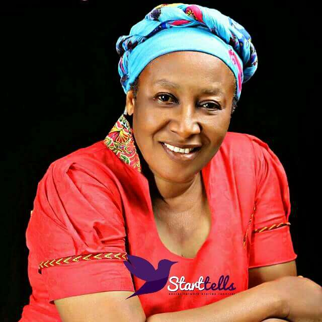Nollywood Actress Patience Ozokwor Spotted Preaching in Alaba