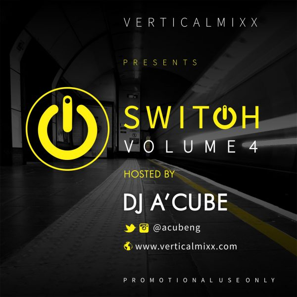 SWITCHMIXX: Vol. 4 by DJ A'Cube – A 30 Minute Gospel Mixtape for FREE Download