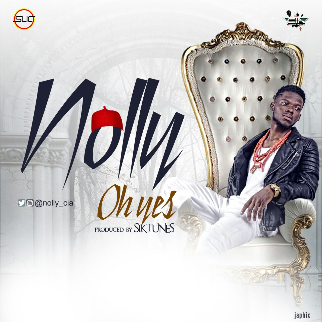DOWNLOAD Music: Nolly – Oh Yes