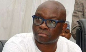 """""""I Want To Be The Next President Of Nigeria"""" – Fayose"""