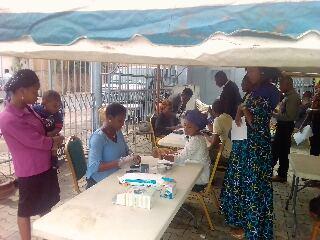 Lagos Church Organises Free Medical Checkup For Members Today (Photos)