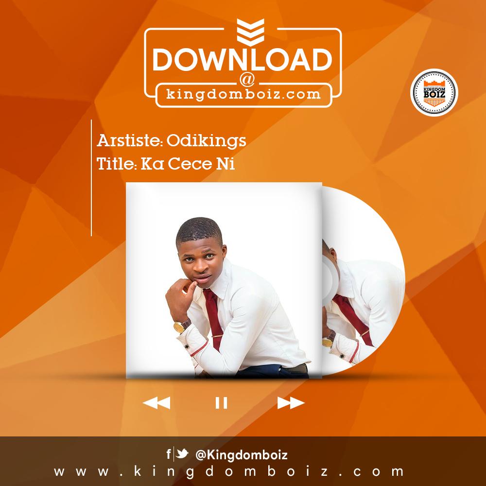 DOWNLOAD Music: Odikings – Ka Cece Ni (Rescue Me)
