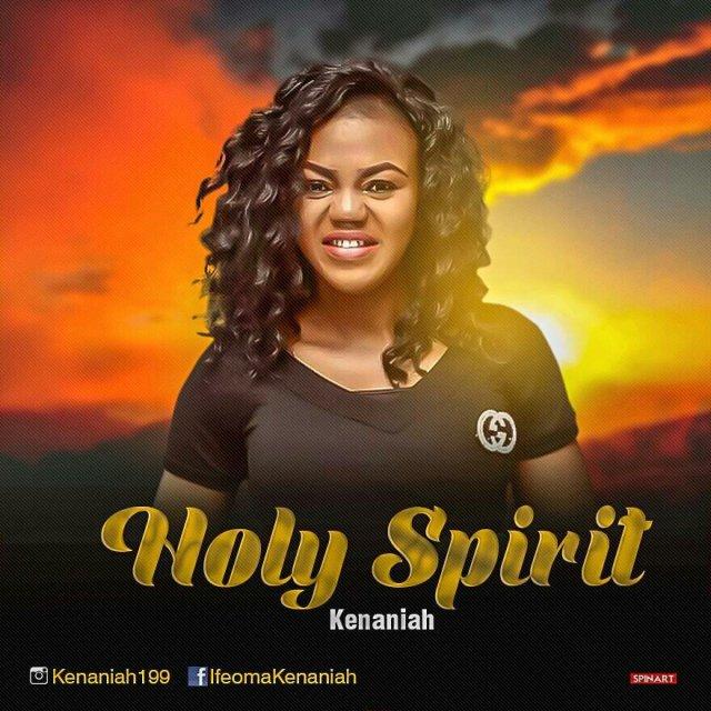 DOWNLOAD Music: Kenaniah - Holy Spirit | Kingdomboiz