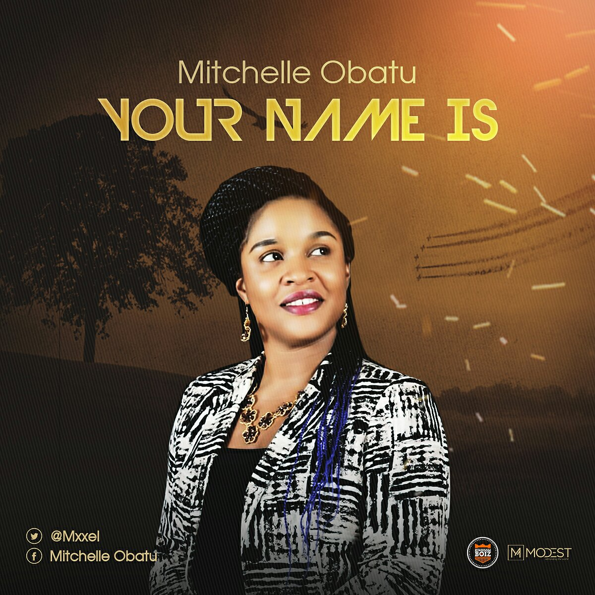 DOWNLOAD Music: Mitchelle Obatu – Your Name Is (Prod. By Sunny Pee)