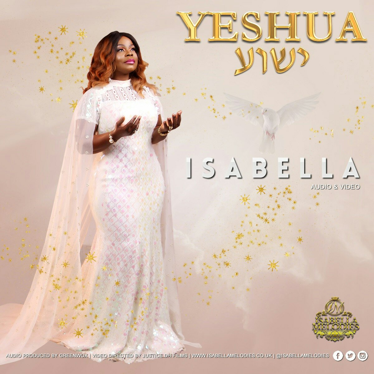 MUSIC Video + Audio: Isabella - Yeshua