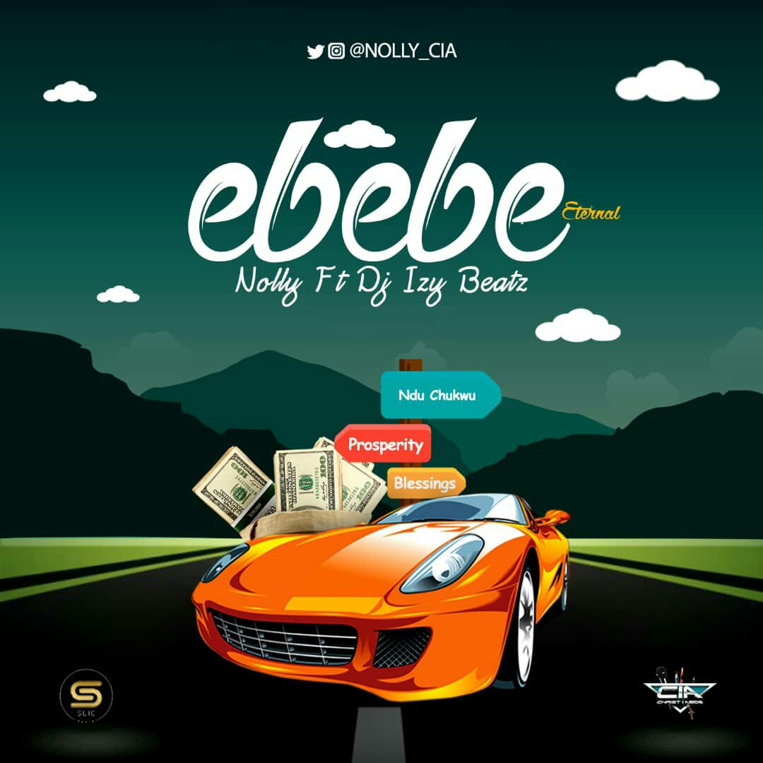 DOWNLOAD Music: Nolly – Ebebe (Prod. By K.I)
