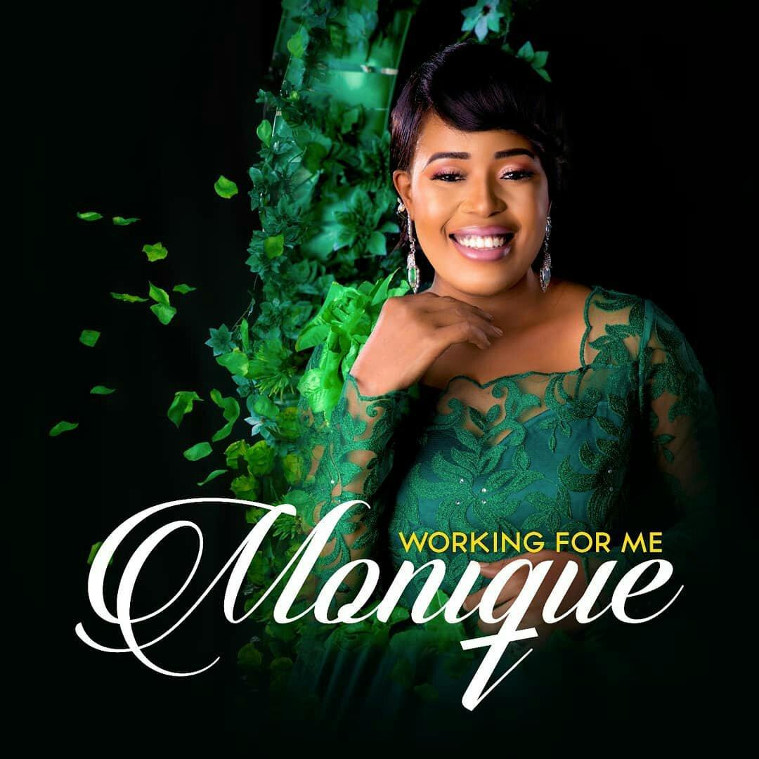 "Spaghetti RecordsPresents The 3rd Studio Album ByMonique, Titled""Working For Me"""